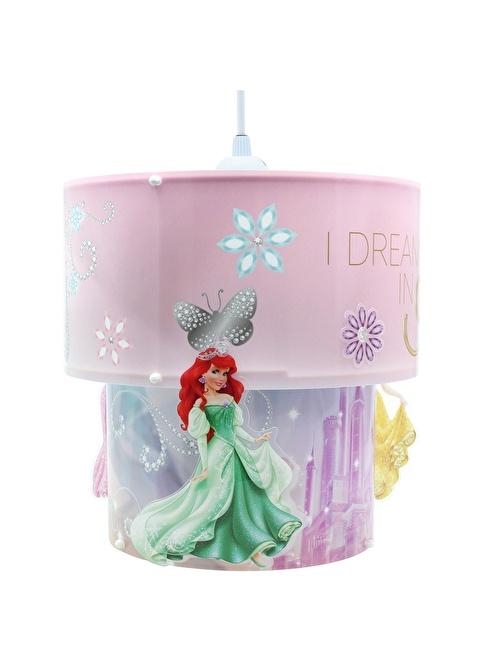 Disney Disney Prenses 3D Tavan Sarkıtı Renkli